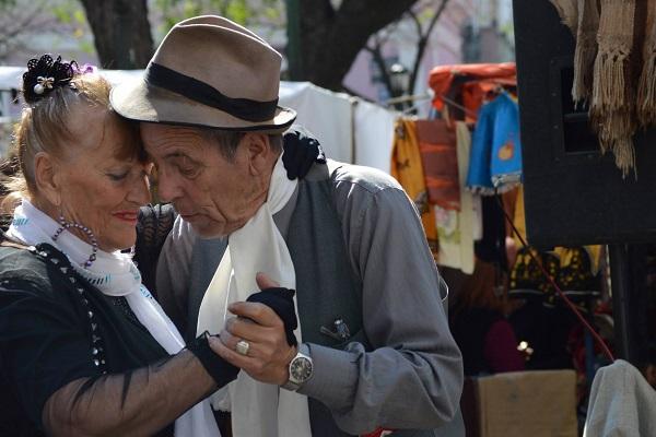 Tango abuelos