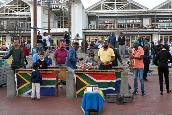 Vida en Cape Town