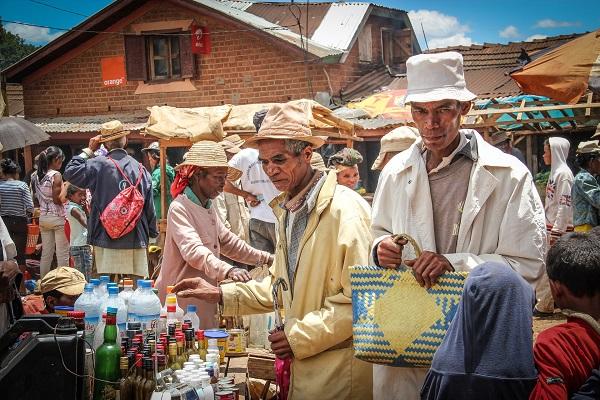 Mercado Madagascar