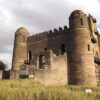 CASTILLO DE GONDAR-ETIOPIA