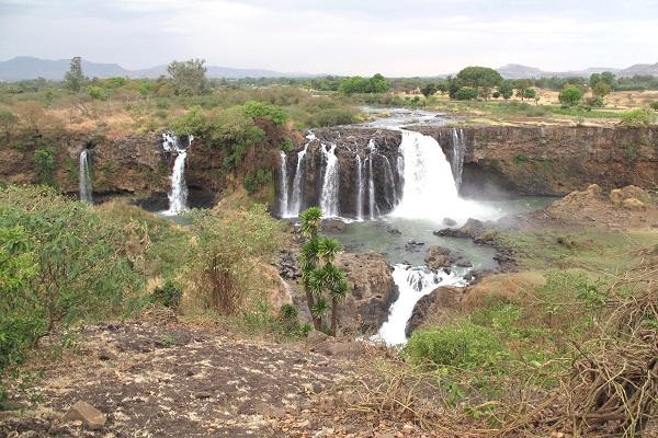 CATARATAS DEL NILO AZUL-ETIOPIA