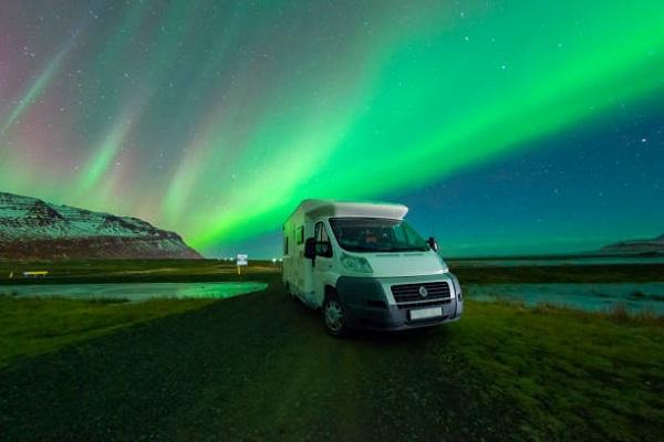 aurora caravana