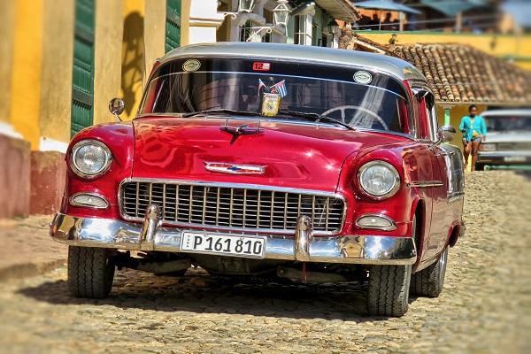coche trinidad
