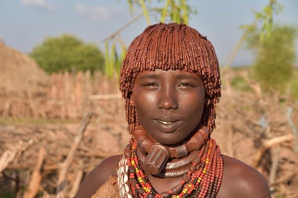 Tribu Etiopía