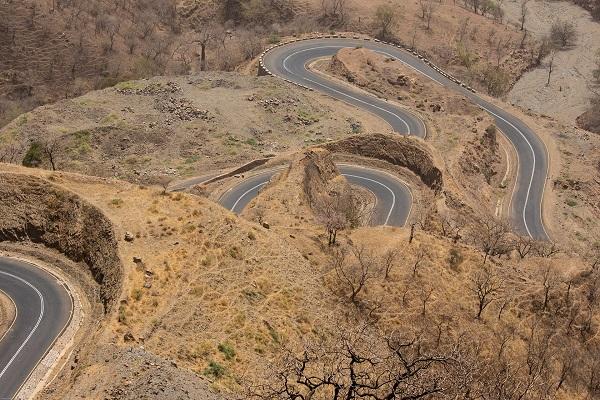 Carretera Etiopía