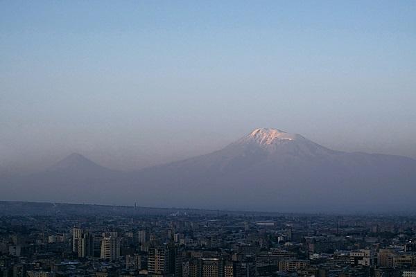 AMANECER MONTE ARARAT-ARMENIA