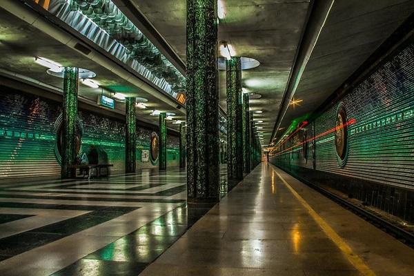 Tashkent Metro Cosmonauts' Station