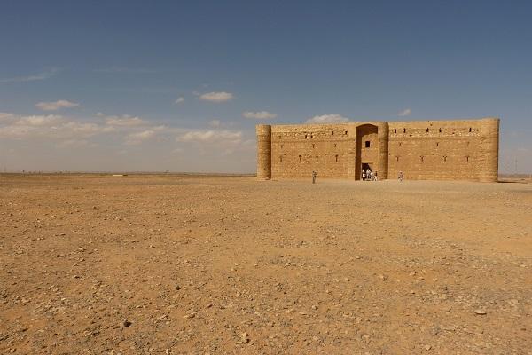 castilllos desierto