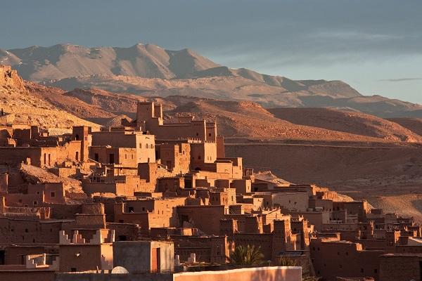 castillos desierto