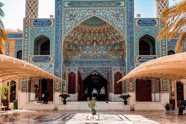 dubai mezquita